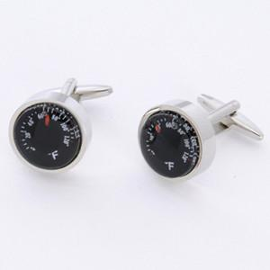 Dashing Cuff Links with Personalized Case - Thermometer - TrendSettingFashions