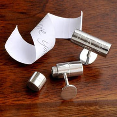 Secret Agent Cufflinks - TrendSettingFashions