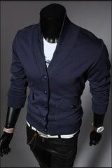 Men's Outerwear Button Up - TrendSettingFashions   - 2
