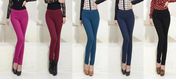 New Fashion Hip Candy Color Pants - TrendSettingFashions   - 2