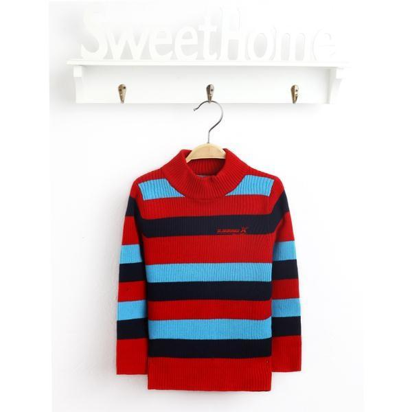 Striped Fashion Sweater - TrendSettingFashions