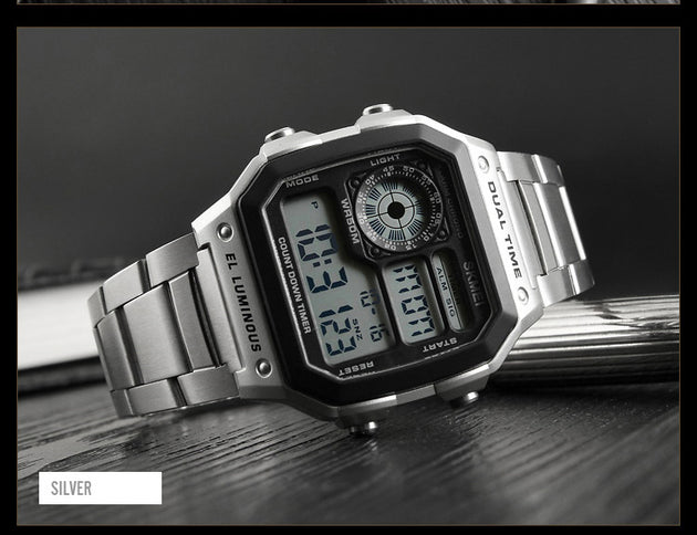 Men's Retro 1970's Style Watch