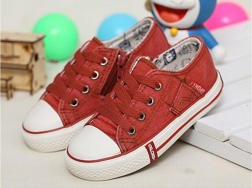 Casual Lace Up For Kids - TrendSettingFashions