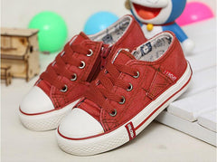 Casual Lace Up For Kids - TrendSettingFashions   - 1