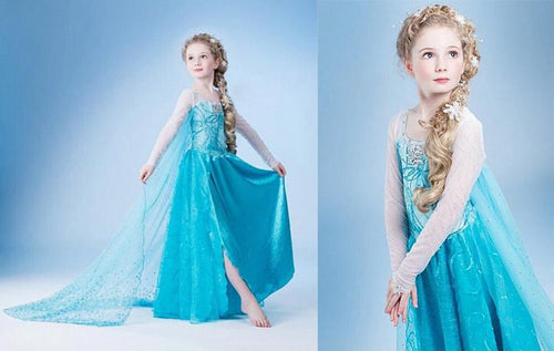 Ice Princess Dress - TrendSettingFashions