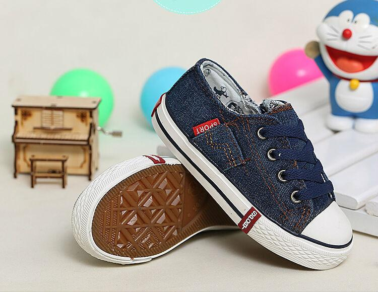 Casual Lace Up For Kids - TrendSettingFashions   - 2