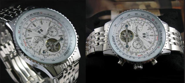 Men's Luxury 5 Function Fashion Watch