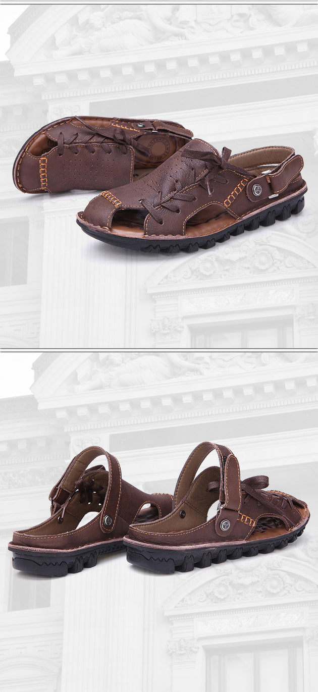 Beach Time Sandals In 4 Colors - TrendSettingFashions