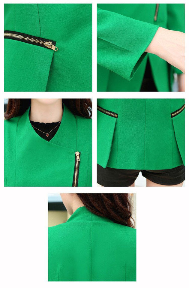 Women's Fashionista Blazer Jacket - TrendSettingFashions