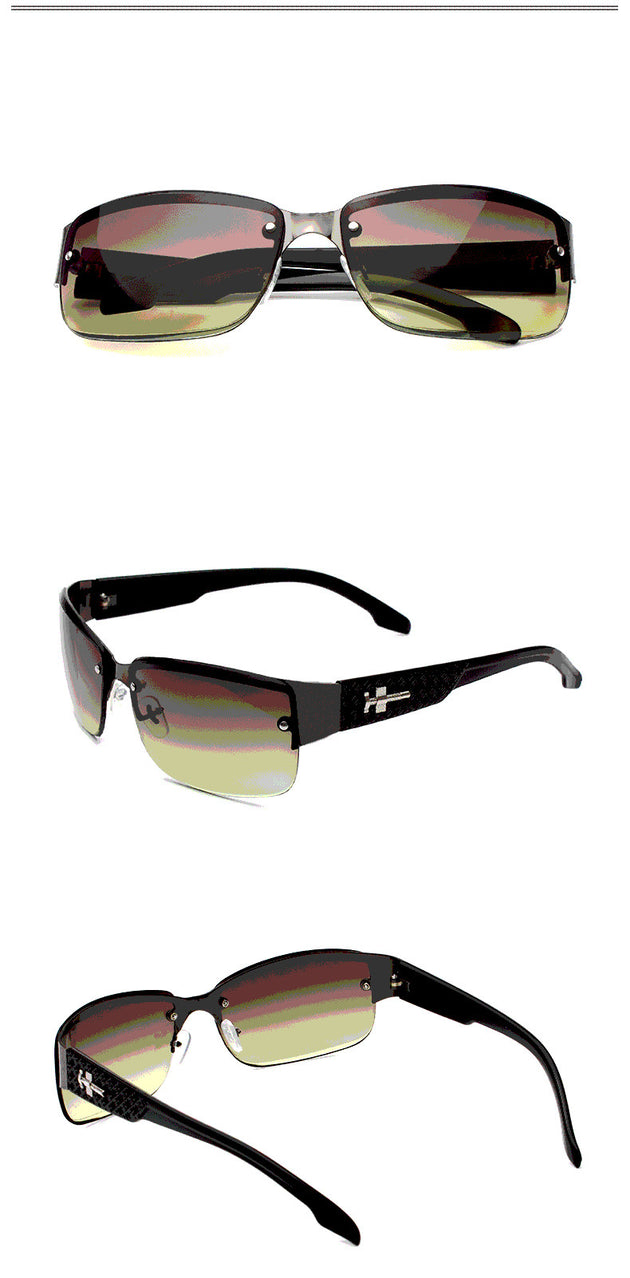 Men's Stylish Snap Glasses In 4 colors!