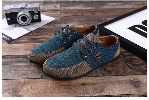 Men's Fashion Flats - TrendSettingFashions