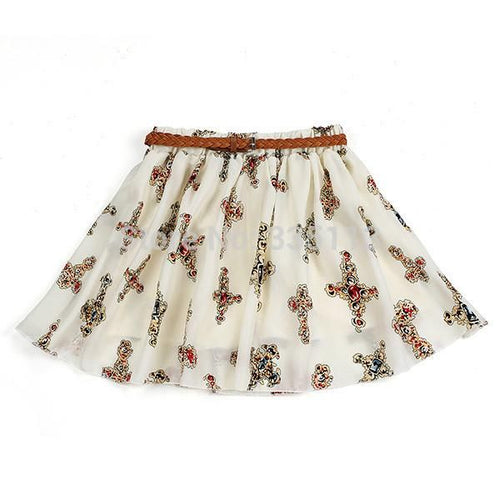 Women's Best Selling Retro High Waist Pleated Skirt In 11 Colors/Styles! - TrendSettingFashions
