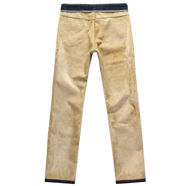 Men's Straight Jeans - TrendSettingFashions