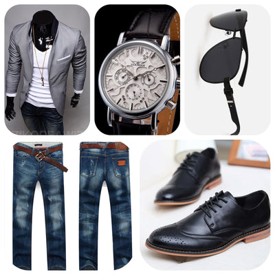 The Classic Man - TrendSettingFashions