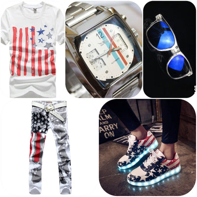 The All American - TrendSettingFashions