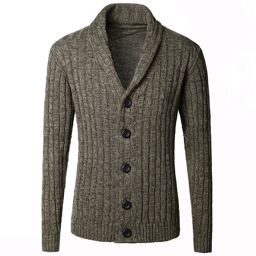 Men's Sweater Jacket