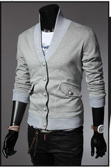 Men's Outerwear Button Up - TrendSettingFashions   - 1