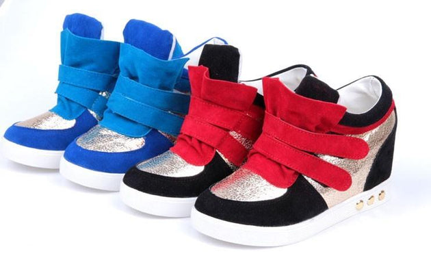 Women's High Top's - TrendSettingFashions