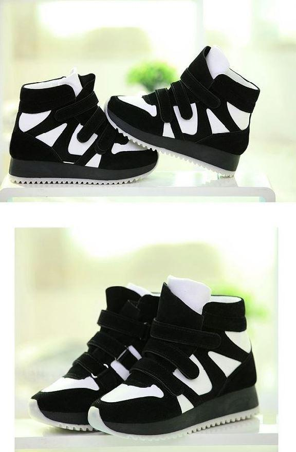 Women's Brand New High Fashion Wedge Sneakers (Tons of Colors and Styles!!) - TrendSettingFashions