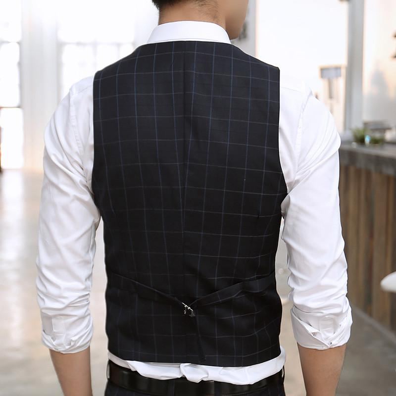 Men's Dress Vest - TrendSettingFashions   - 4
