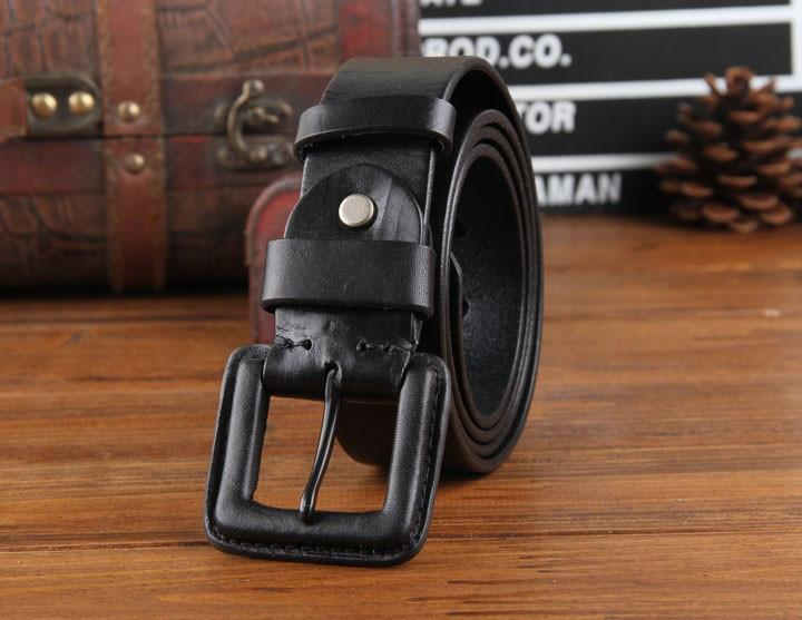Genuine Leather Fashion Belt - TrendSettingFashions   - 3