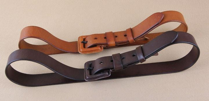 Genuine Leather Fashion Belt - TrendSettingFashions   - 2