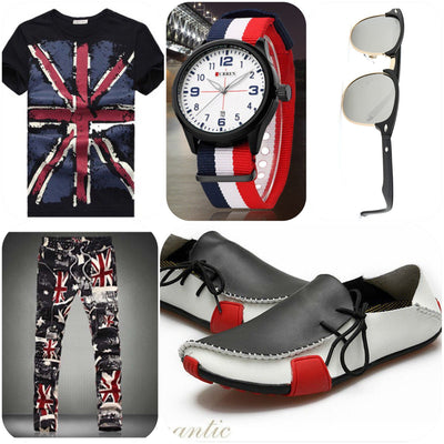 The British Invasion - TrendSettingFashions