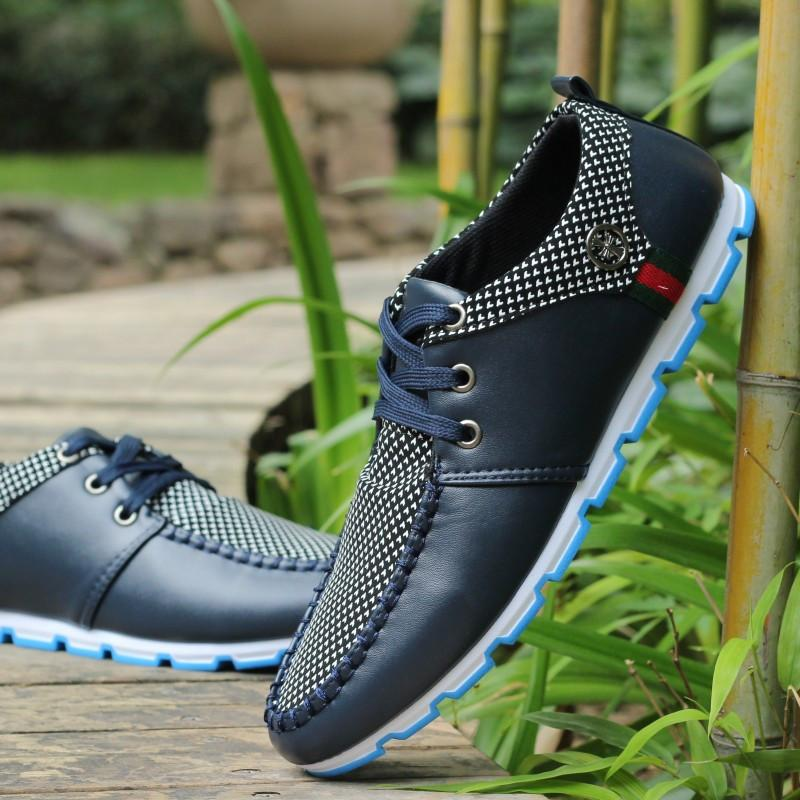 Men's Breathable Sports Shoes - TrendSettingFashions   - 3