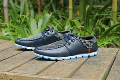 Men's Breathable Sports Shoes - TrendSettingFashions   - 4