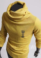 Men's Turtle Neck Pullover - TrendSettingFashions   - 3
