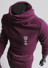 Men's Turtle Neck Pullover - TrendSettingFashions   - 4