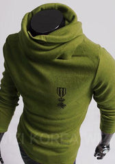 Men's Turtle Neck Pullover - TrendSettingFashions   - 5