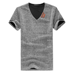 Men's Cotton Fashion T-Shirt with PLUS sizes - TrendSettingFashions   - 3