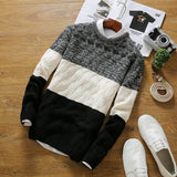 Men's Vintage Style England Pullover - TrendSettingFashions