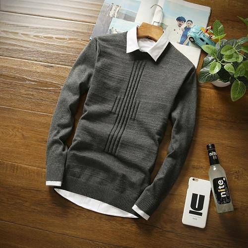 Men's Casual Fashion Pullover - TrendSettingFashions