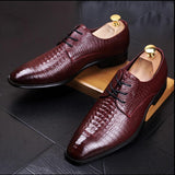 Men's Italian Designer Dress Shoes - TrendSettingFashions   - 3
