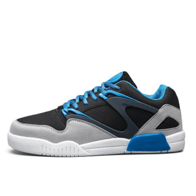 Men's Sport Lace Up Trainers - TrendSettingFashions