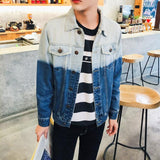 Men's Vintage Denim Jacket - TrendSettingFashions