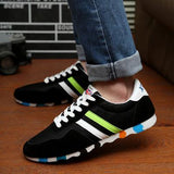 Men's British Striped Sport Shoe - TrendSettingFashions