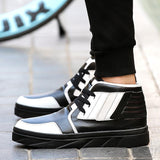 Men's Street Style High Tops - TrendSettingFashions