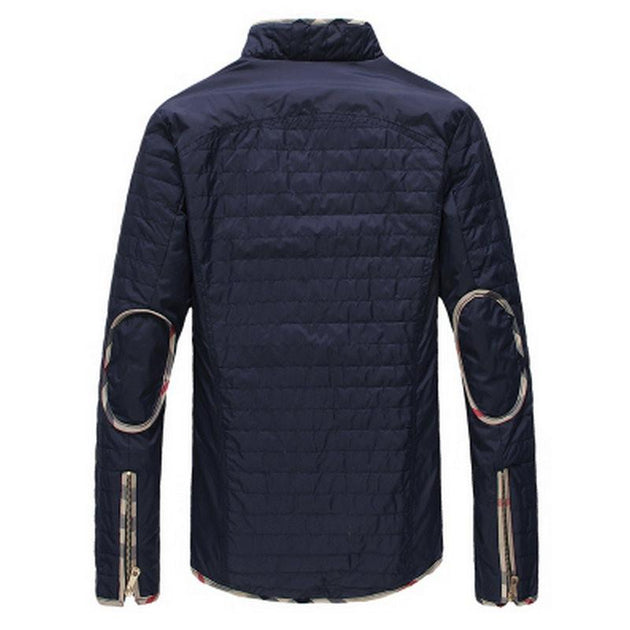 Men's Breathable Zip Up Jacket Up To 8XL - TrendSettingFashions