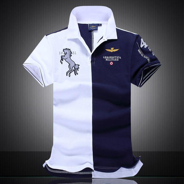 Men's Summer Polo - TrendSettingFashions