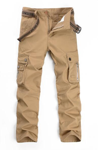 Men's Side Pocket Pants - TrendSettingFashions