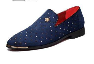 Men's Fashion Toe Business Flats In 2 Colors - TrendSettingFashions