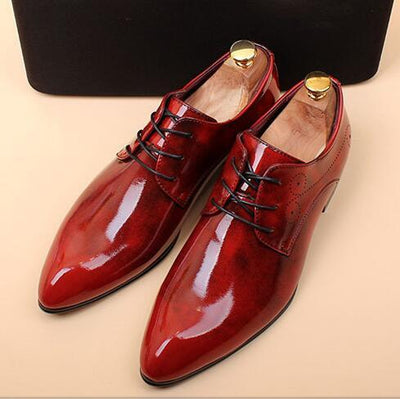 British Style Fashion Dress Shoes(Many Styles) - TrendSettingFashions