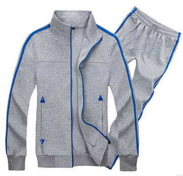 Men's Zipper Sweatshirt Tracksuit Up To 4XL - TrendSettingFashions