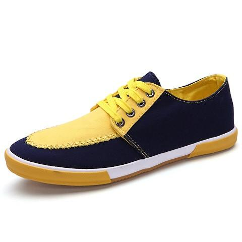 Men's Lace Up Driving Loafers - TrendSettingFashions