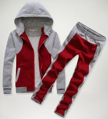 Men's Match Tracksuit Set
