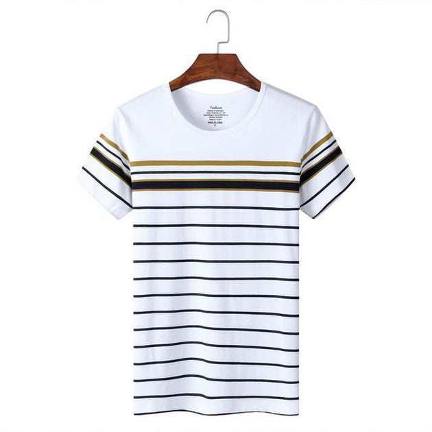 Men's Hot Summer Fashion Tee - TrendSettingFashions