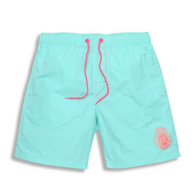 Men's Solid Color Board Shorts 7 Colors - TrendSettingFashions